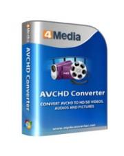4Media AVCHD Converter
