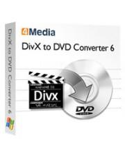 4Media DivX to DVD Converter