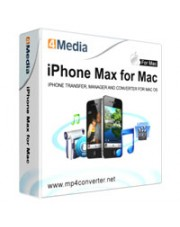 4Media iPhone Max for Mac