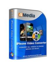 4Media iPhone Video Converter