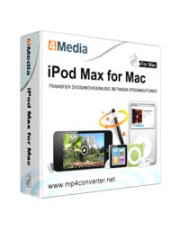 4Media iPod Max for Mac