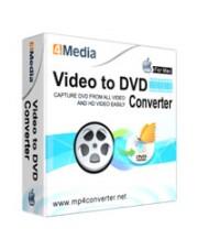 4Media Video to DVD Converter for Mac