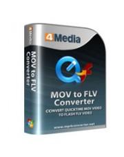 4Media MOV to FLV Converter