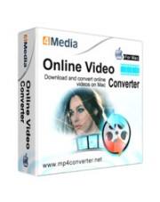 4Media Online Video Converter for Mac