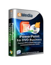 4Media PowerPoint to DVD Business