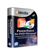 4Media PowerPoint to DVD Personal