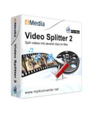 4Media Video Splitter for Mac
