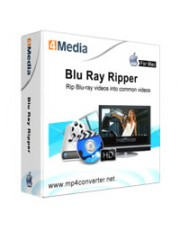 4Media Blu Ray Ripper for Mac