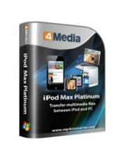 4Media iPod Max Platinum