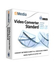 4Media Video Converter Standard for Mac