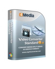 4Media Video Converter Standard