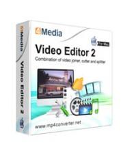 4Media Video Editor for Mac