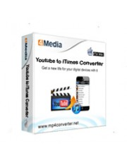 4Media YouTube to iTunes Converter for Mac