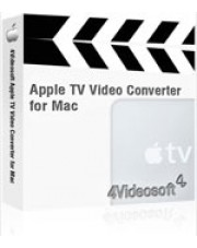 4Videosoft Apple TV Video Converter for Mac