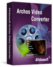 4Videosoft Archos Video Converter