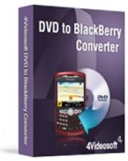 4Videosoft DVD to BlackBerry Converter