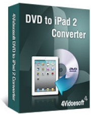 4Videosoft DVD to iPad 2 Converter