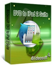 4Videosoft DVD to iPad 2 Suite