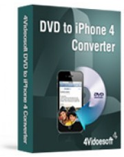 4Videosoft DVD to iPhone 4 Converter