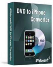 4Videosoft DVD to iPhone Converter