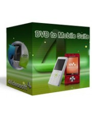 4Videosoft DVD to Mobile Suite