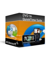 4Videosoft DVD to QuickTime Suite