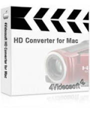 4Videosoft HD Converter for Mac