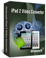 4Videosoft iPad 2 Video Converter