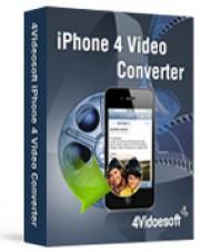 4Videosoft iPhone 4 Video Converter