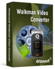 4Videosoft Walkman Video Converter
