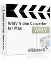 4Videosoft WMV Video Converter for Mac