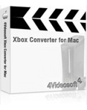 4Videosoft Xbox Converter for Mac