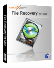 AppleXsoft Data Recovery for Mac