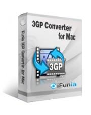 iFunia 3GP Converter for Mac