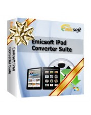 Emicsoft iPad Converter Suite