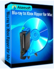 Aiseesoft Blu-ray to Xbox Ripper for Mac