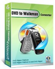 4Videosoft DVD to Walkman Converter