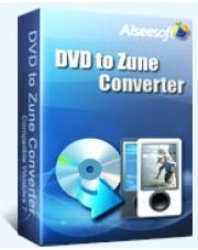 Aiseesoft DVD to Zune Converter