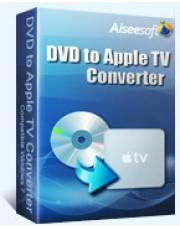 Aiseesoft DVD to Apple TV Converter