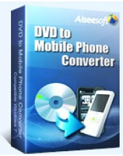 Aiseesoft DVD to Mobile Phone Converter