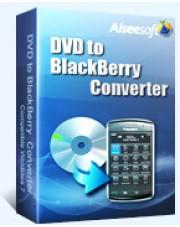 Aiseesoft DVD to BlackBerry Converter
