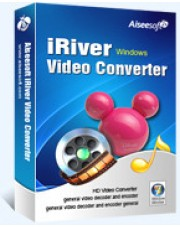 Aiseesoft iRiver Video Converter