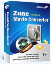 Aiseesoft Zune Movie Converter