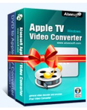 Aiseesoft DVD to Apple TV Suite