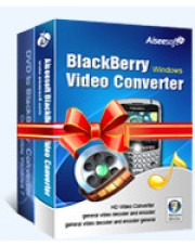 Aiseesoft DVD to BlackBerry Suite