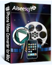 Aiseesoft iPhone Video Converter for Mac