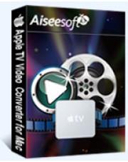 Aiseesoft Apple TV Video Converter for Mac