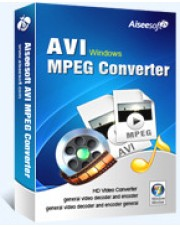 Aiseesoft AVI MPEG Converter