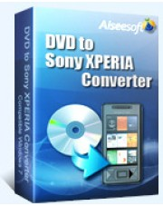 Aiseesoft DVD to Sony XPERIA Converter