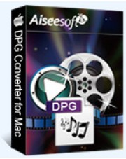 Aiseesoft DPG Converter for Mac